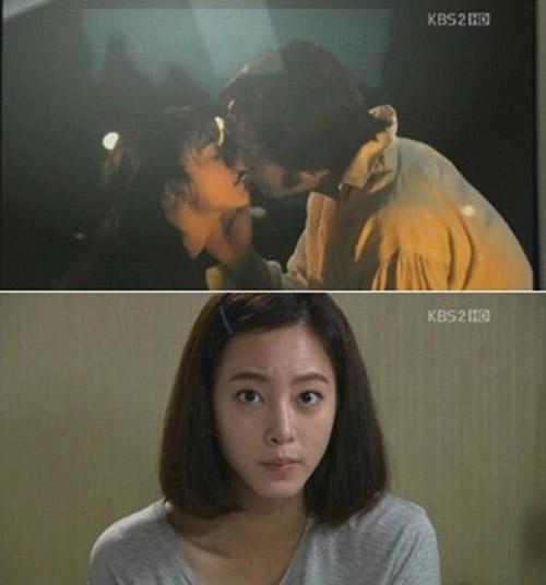 Cảnh nóng phim Hàn lại bị chỉ trích - 2