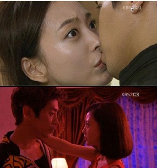 Cảnh nóng phim Hàn lại bị chỉ trích - 3