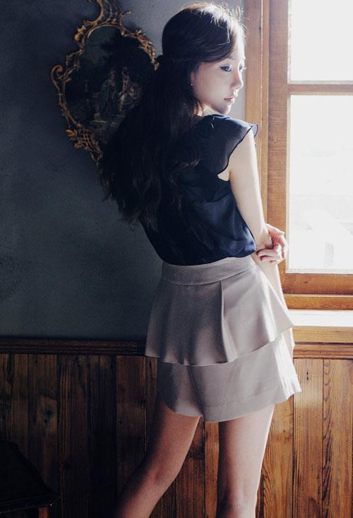 Bí kíp mặc soóc đi làm đẹp và lịch sự - 2