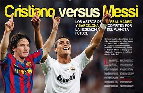 Vì sao Messi sẽ đánh bại Ronaldo và Xavi? - 1