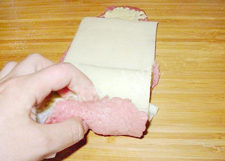 Thịt cuộn 8
