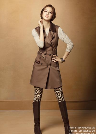 Ngắm thời trang hiện đại của Kim Tae Hee - 1