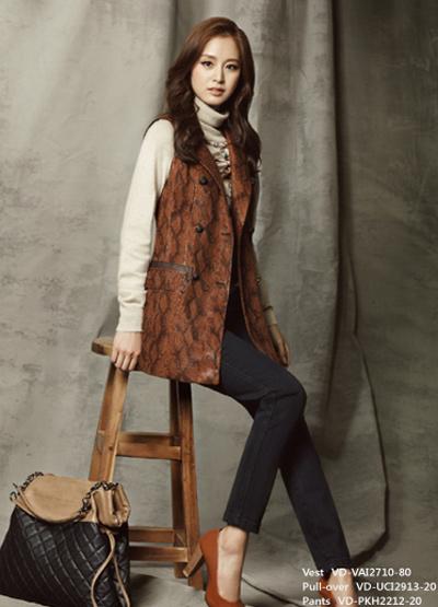 Ngắm thời trang hiện đại của Kim Tae Hee - 3