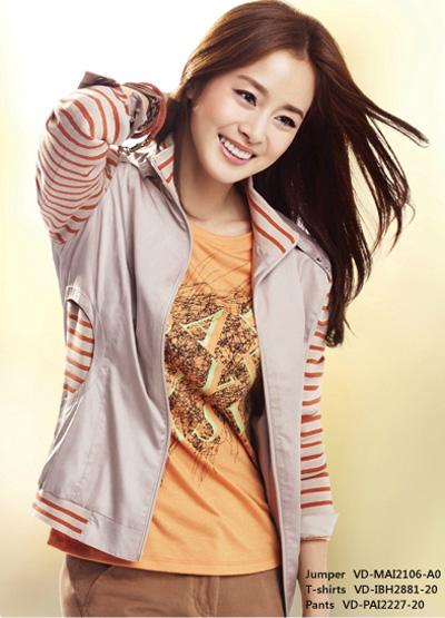 Ngắm thời trang hiện đại của Kim Tae Hee - 13