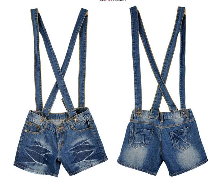 Jumper và jumsuit jeans phong cách - 2
