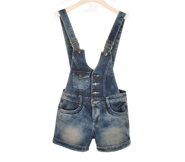 Jumper và jumsuit jeans phong cách - 9