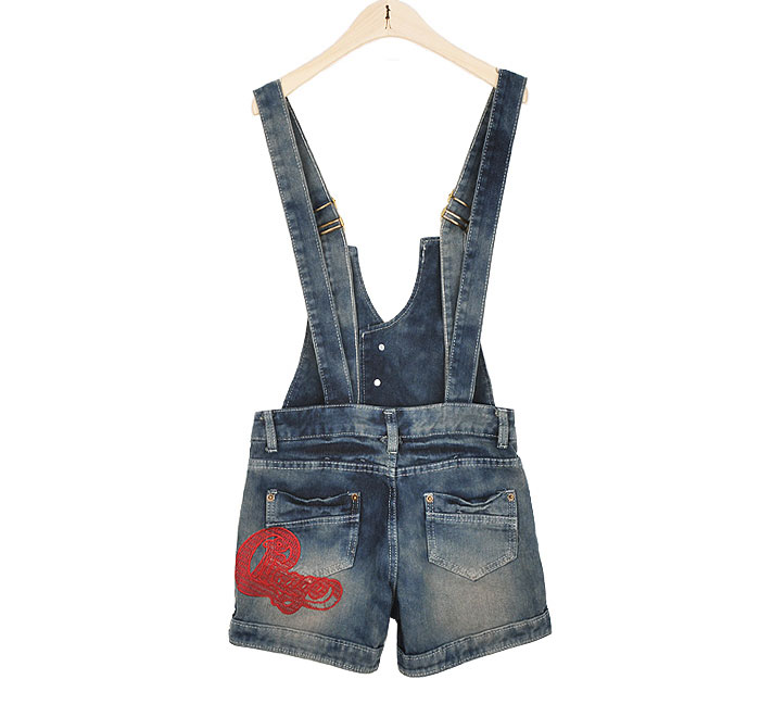 Jumper và jumsuit jeans phong cách - 8
