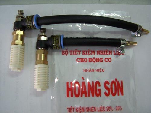 Bộ siêu tiết kiệm xăng xe máy Hoàng Sơn - 2