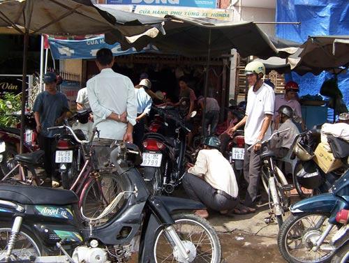 Bộ siêu tiết kiệm xăng xe máy Hoàng Sơn - 4