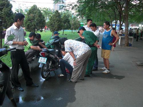 Bộ siêu tiết kiệm xăng xe máy Hoàng Sơn - 7