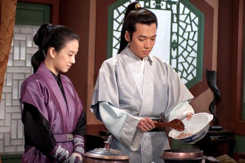 Công chúa Ja Myung Go: Cuộc chiến giữa tình yêu và lý trí - 1