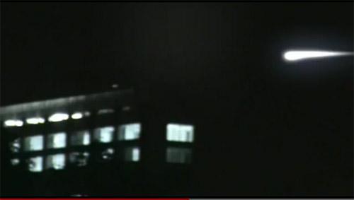 Vật thể lạ trên bầu trời Tp. Hồ Chí Minh - 1