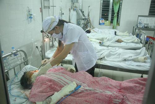 Hỏa hoạn ở Hải Phòng: Phút kinh hoàng - 2