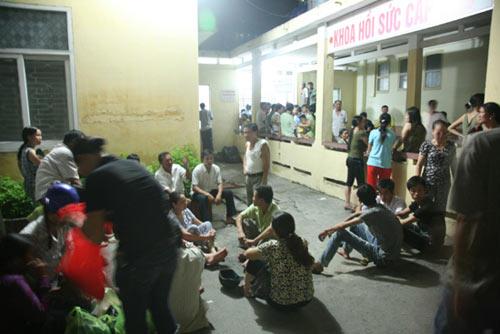 Hỏa hoạn ở Hải Phòng: Phút kinh hoàng - 4