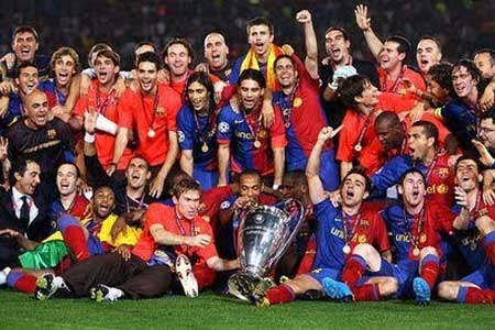 """Barca: Đội hình """"khủng"""" nhất mọi thời đại - 2"""