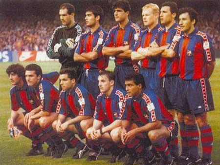 """Barca: Đội hình """"khủng"""" nhất mọi thời đại - 1"""