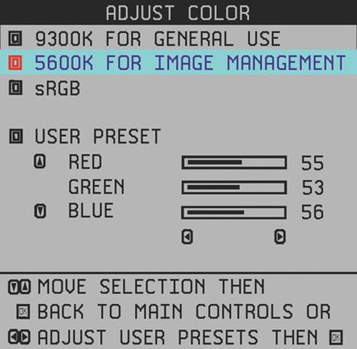 Kinh nghiệm chỉnh màu chuẩn cho màn hình - 1
