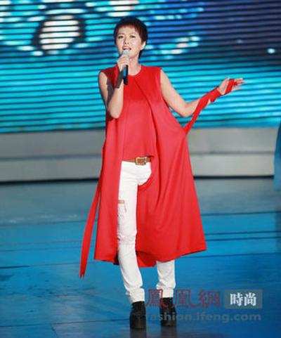 Sao Hoa Ngữ xấu đi vì trang phục - 17