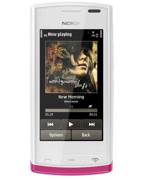 Nokia 500 smartphone tốc độ 1GHz giá mềm - 1