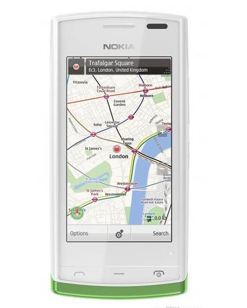 Nokia 500 smartphone tốc độ 1GHz giá mềm - 6
