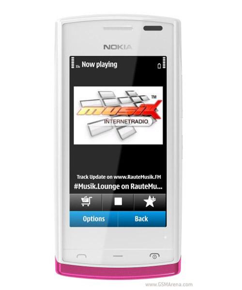 Nokia 500 smartphone tốc độ 1GHz giá mềm - 8