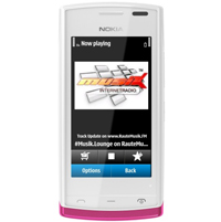 Nokia 500 smartphone tốc độ 1GHz giá mềm