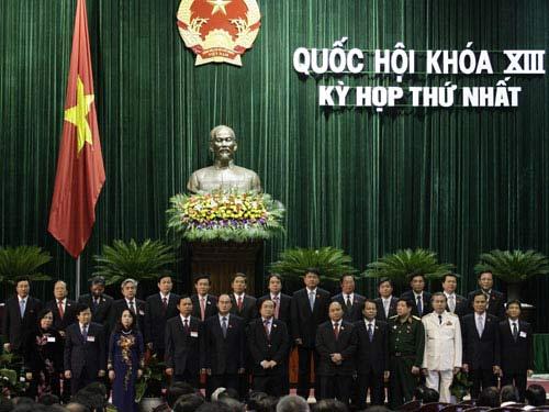 QH phê chuẩn 27 thành viên Chính phủ - 9