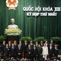 QH phê chuẩn 27 thành viên Chính phủ