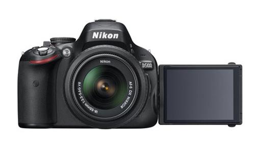 5 máy ảnh ống kính rời bán chạy hè 2011 - 2