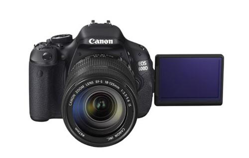 5 máy ảnh ống kính rời bán chạy hè 2011 - 1