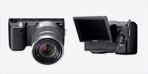 5 máy ảnh ống kính rời bán chạy hè 2011 - 4
