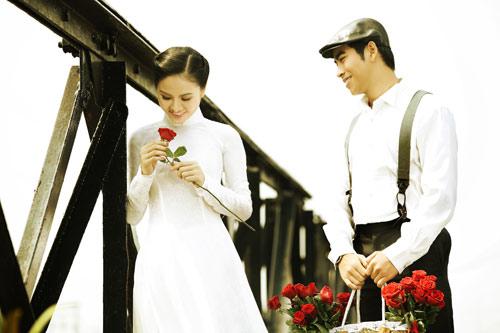 """Vân Trang """"cưới"""" kiểu xưa & nay - 5"""