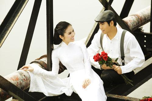 """Vân Trang """"cưới"""" kiểu xưa & nay - 3"""