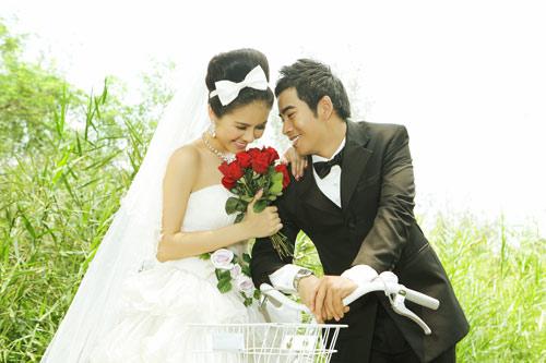 """Vân Trang """"cưới"""" kiểu xưa & nay - 11"""
