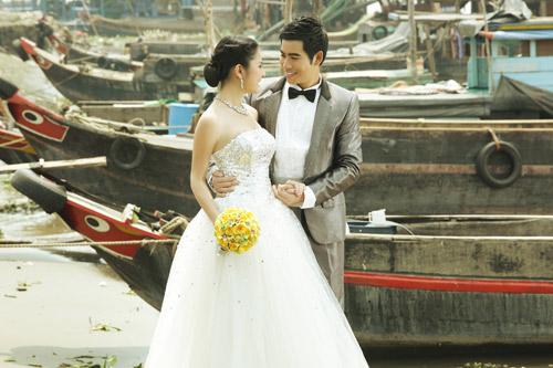 """Vân Trang """"cưới"""" kiểu xưa & nay - 15"""
