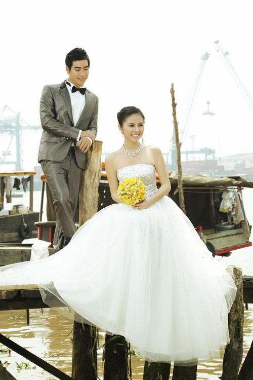 """Vân Trang """"cưới"""" kiểu xưa & nay - 12"""