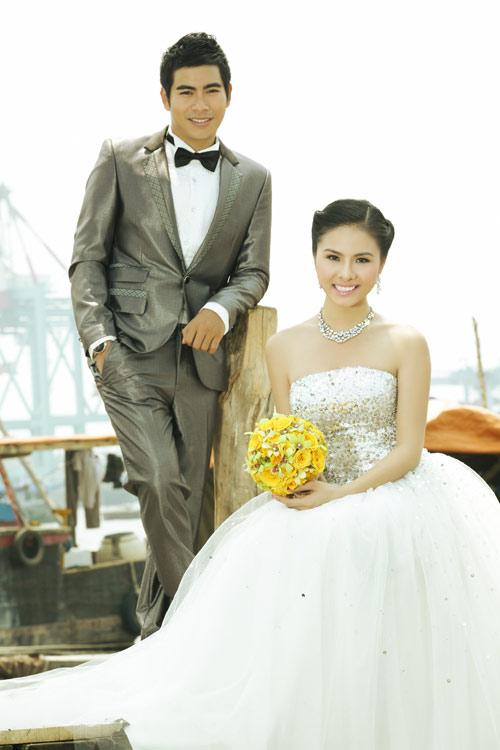 """Vân Trang """"cưới"""" kiểu xưa & nay - 13"""