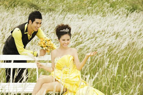 """Vân Trang """"cưới"""" kiểu xưa & nay - 16"""