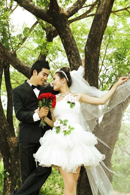 """Vân Trang """"cưới"""" kiểu xưa & nay - 7"""