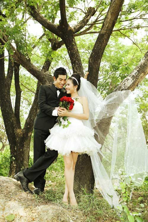"""Vân Trang """"cưới"""" kiểu xưa & nay - 8"""