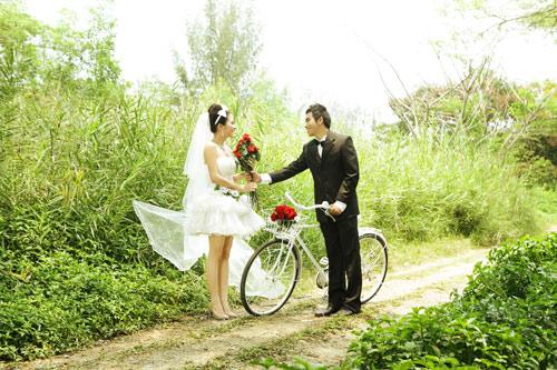 """Vân Trang """"cưới"""" kiểu xưa & nay - 10"""