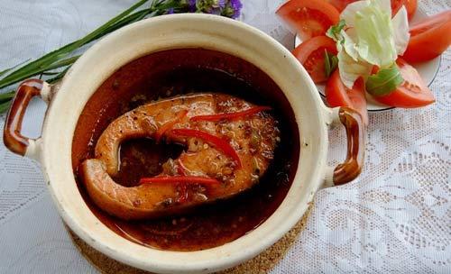 Cá hồi kho tiêu: Ăn với cơm thật tuyệt - 5