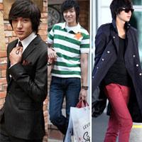 """""""Chấm điểm"""" thời trang của Lee Min Ho"""