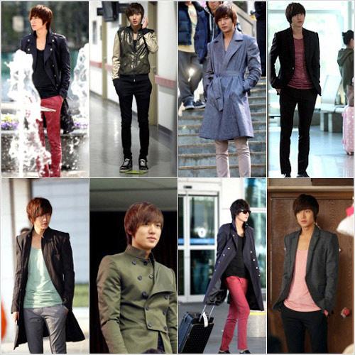 """""""Chấm điểm"""" thời trang của Lee Min Ho - 1"""
