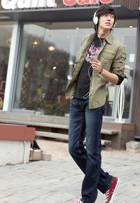 """""""Chấm điểm"""" thời trang của Lee Min Ho - 10"""