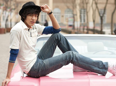 """""""Chấm điểm"""" thời trang của Lee Min Ho - 17"""