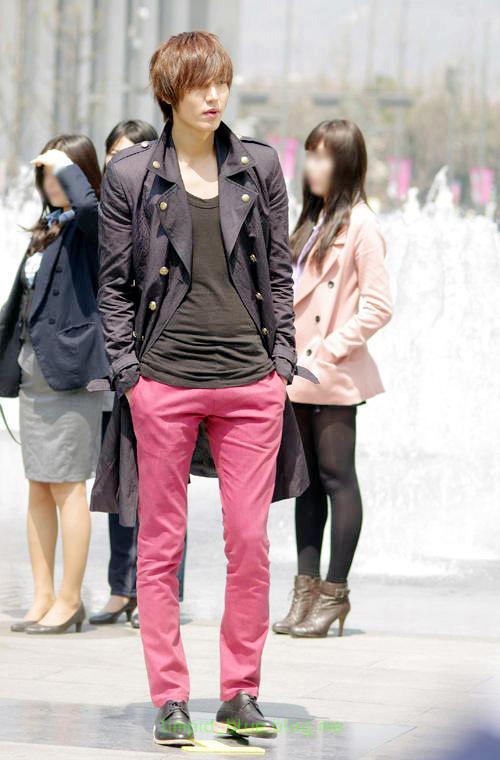 """""""Chấm điểm"""" thời trang của Lee Min Ho - 20"""