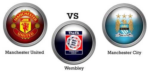 Tối nay, MU – Man City: Wembley dậy sóng - 1