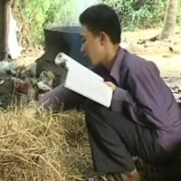 Một lớp học vùng nông thôn có 3 thủ khoa ĐH