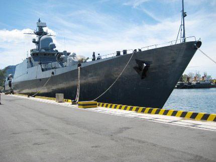 """Chiến hạm """"Đinh Tiên Hoàng"""" thứ 2 về VN - 2"""